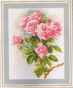 Схема для вышивания Розы