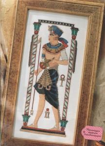 схема вышивки принц египта