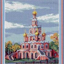 схема вышивки храм в филях
