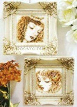 схема вышивки богини красоты