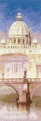 схема вышивки исаакиевский собор