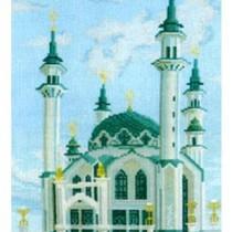 схема вышивки мечеть в казани