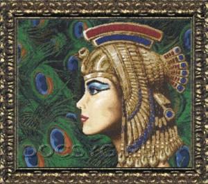 схема вышивки принцесса египта