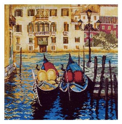 схема вышивки венеция