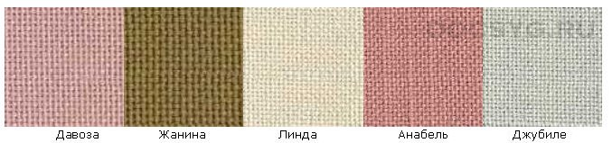 выбираем канву для вышивания