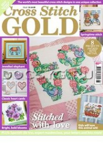 Cross Stitch Gold 108