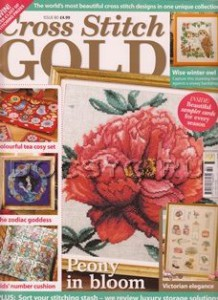 Cross Stitch Gold 80