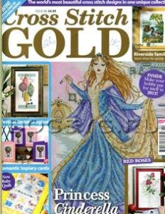 Cross Stitch Gold 90