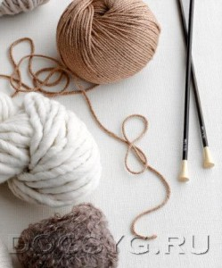 вязание спицами для начинающих