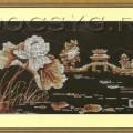 схема вышивки Восточный мираж