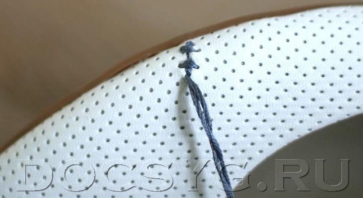 как украсить балетки вышивкой6