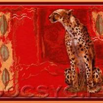схема вышивки Гепард
