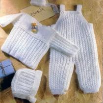 Комплект для новорожденного2