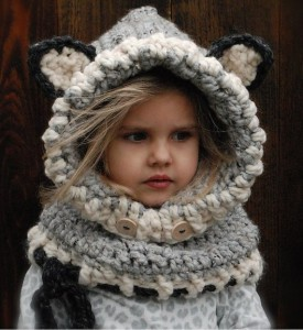 Снуд, или шарф-труба, советы по вязанию