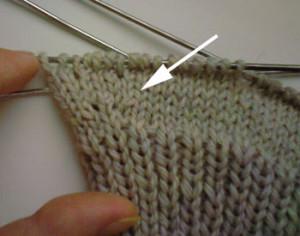 Вязанные перчатки3