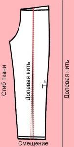 исправление дефектов брюк1