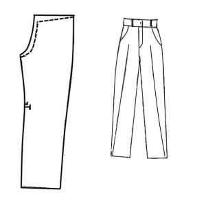 исправление дефектов брюк2