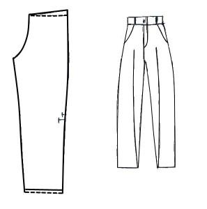 исправление дефектов брюк3