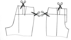 исправление дефектов брюк6