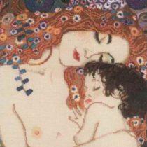 Схема вышивки Материнская любовь