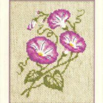 Схема вышивки Полевые цветы