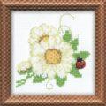 Схема вышивки Цветочек
