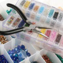 Инструменты и материалы для бисероплетения