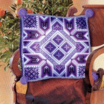Схема вышивки Подушка с орнаментом