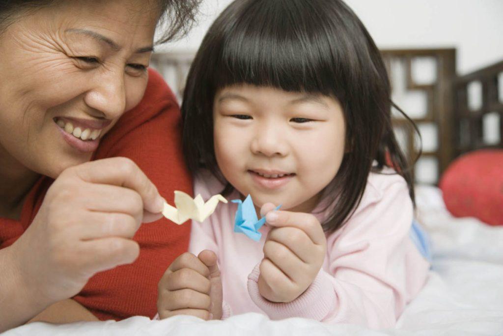 Краткая история оригами