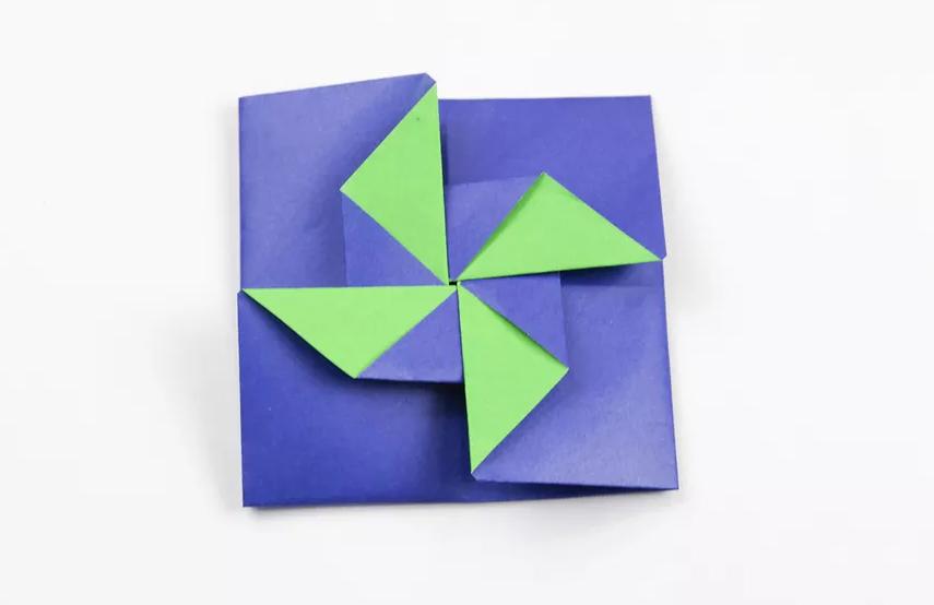 shema-origami-konvert-dlya-podarkov