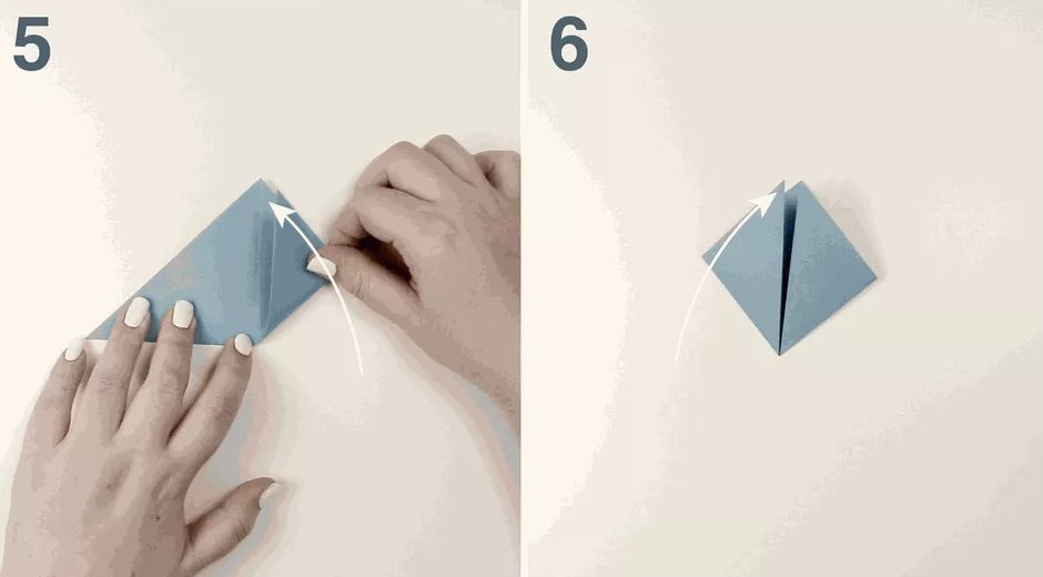 shema-origami-korobka-dlya-podarka-v-forme-treugolnika-4