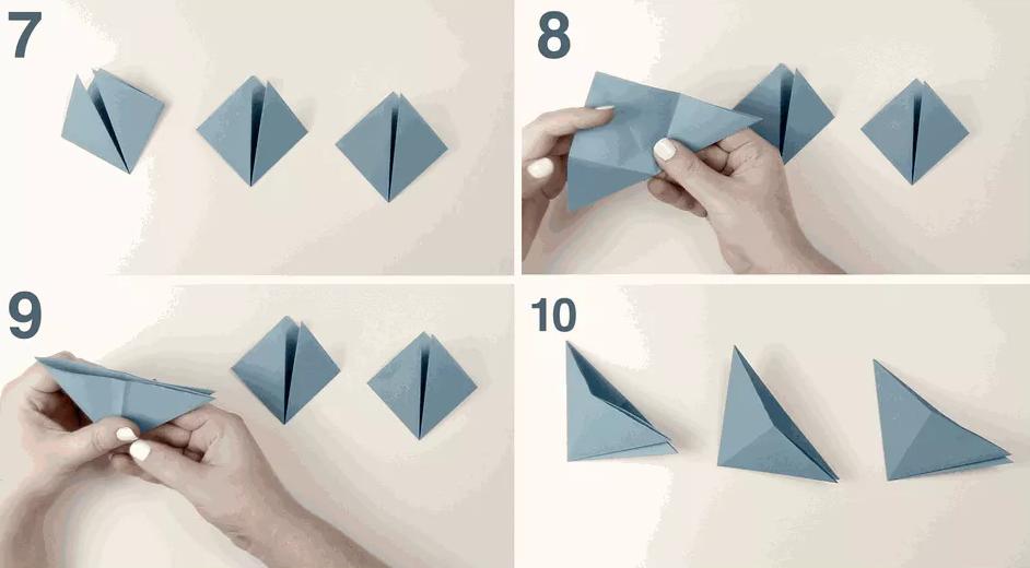 shema-origami-korobka-dlya-podarka-v-forme-treugolnika-5