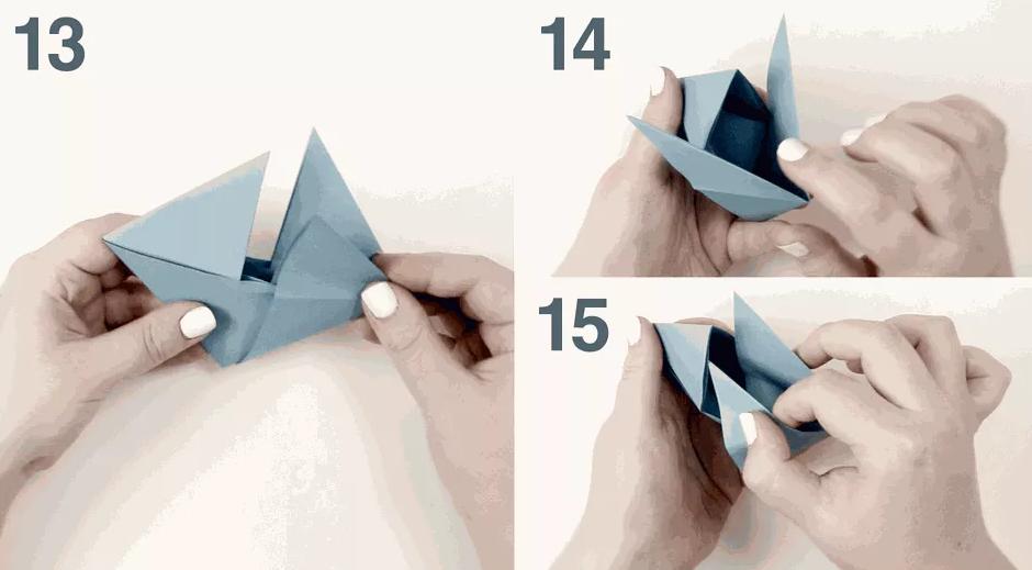 shema-origami-korobka-dlya-podarka-v-forme-treugolnika-7