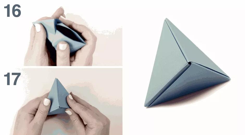 shema-origami-korobka-dlya-podarka-v-forme-treugolnika-8