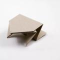 Схема оригами Прыгающая лягушка для начинающих