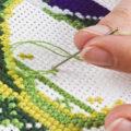 С чего начать вышивание крестиком (+ схемы для начинающих)