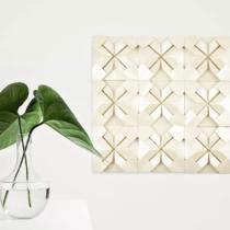 Схема модульного оригами Панно из бумаги на стену