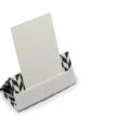 Схема оригами Подставка из бумаги для телефона или фото
