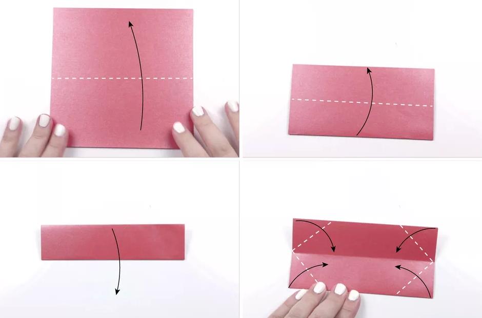 shema-origami-tsvetok-lotosa-s-listyami-2