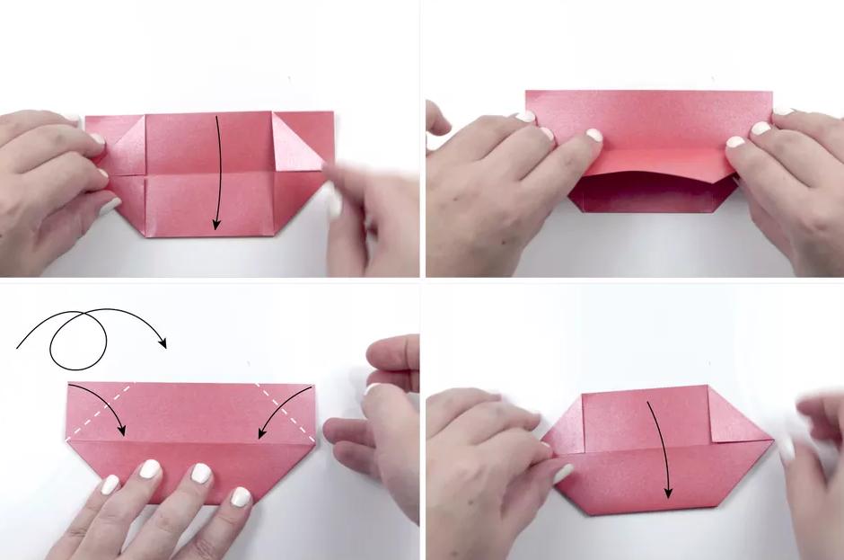 shema-origami-tsvetok-lotosa-s-listyami-3
