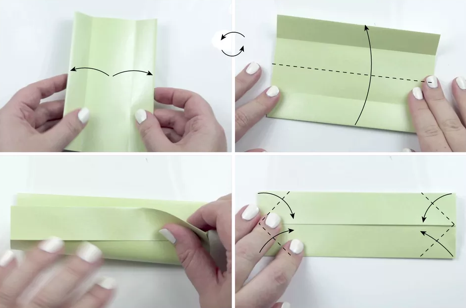 shema-origami-tsvetok-lotosa-s-listyami-7