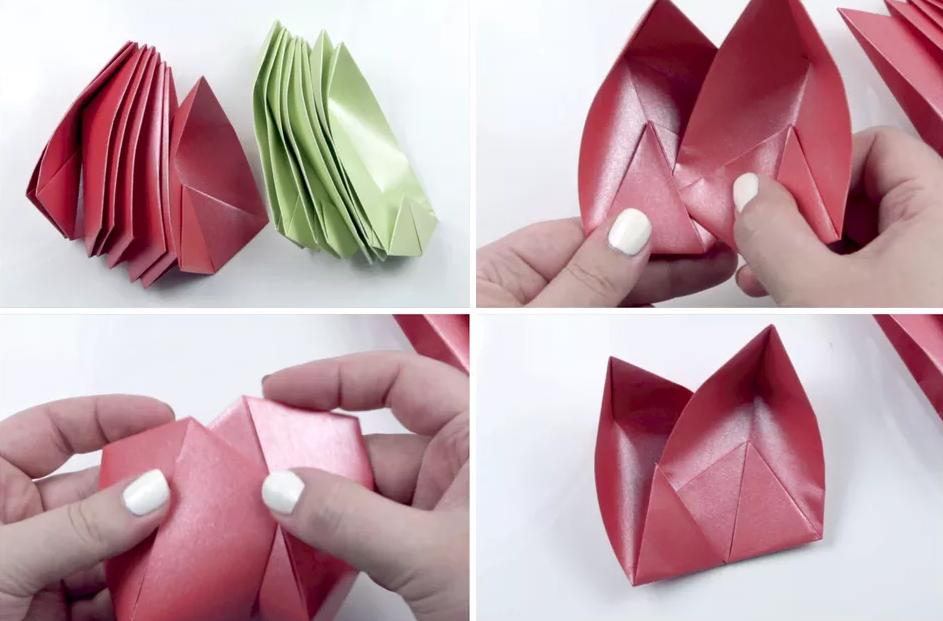shema-origami-tsvetok-lotosa-s-listyami-9