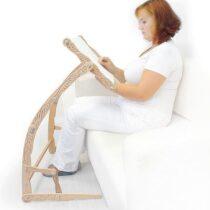 Как самому сделать диванный станок для вышивания? (Мастер-класс + видео)